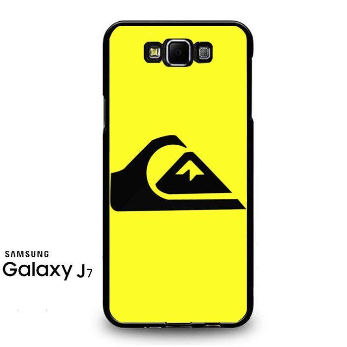 Quiksilver Yellow Samsung Galaxy J7 Prime Case