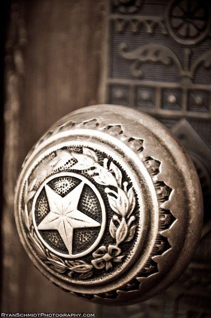 Texas Door Knob | Texas, Door knobs and Doors