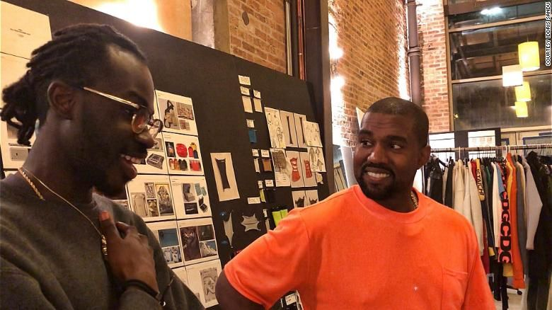 Iddris Sandu: Meet the 21-year-old tech whiz who's coded for