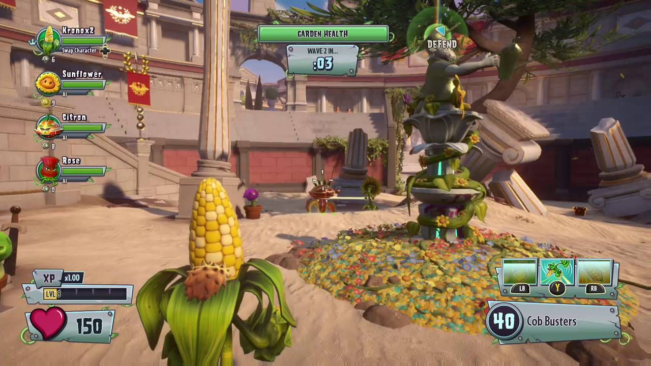 Plants VS Zombies Garden Warfare 2 - 6/11/16 (Part 2) | Video Games ...