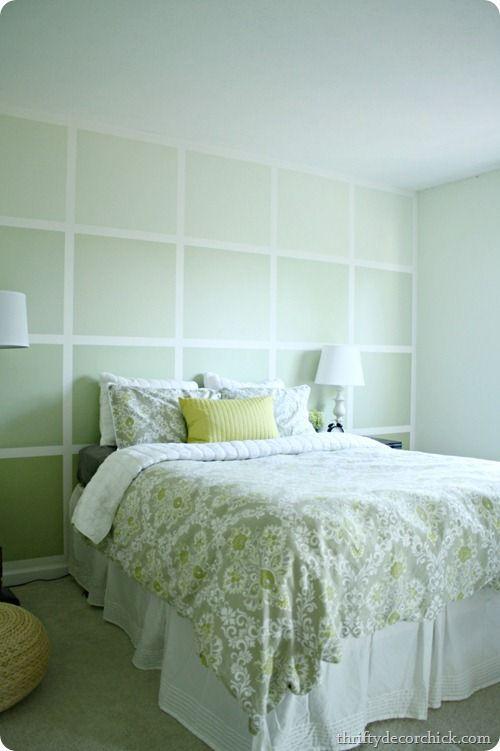 Pintura en paredes #pintura #wall_painting Ideas new room