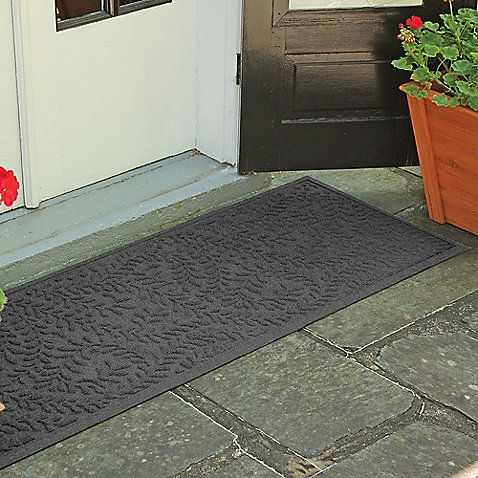 Weather Guard Boxwood 22 Inch X 60 Inch Doormat Rugs