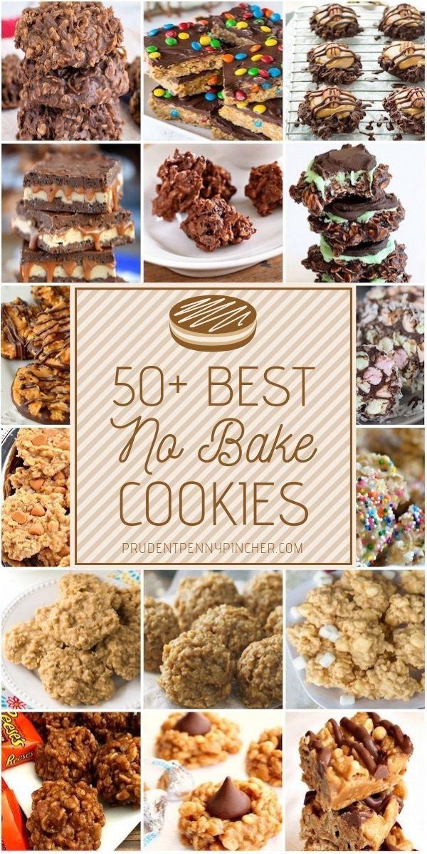 50 Best No Bake Cookies 216946907037854786