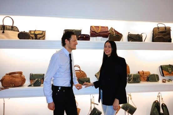 Orders Take Off After Brother Helps Handbag Designer Out Of A Clutch Rebecca Minkoff Fashion Line Lulu Guinness