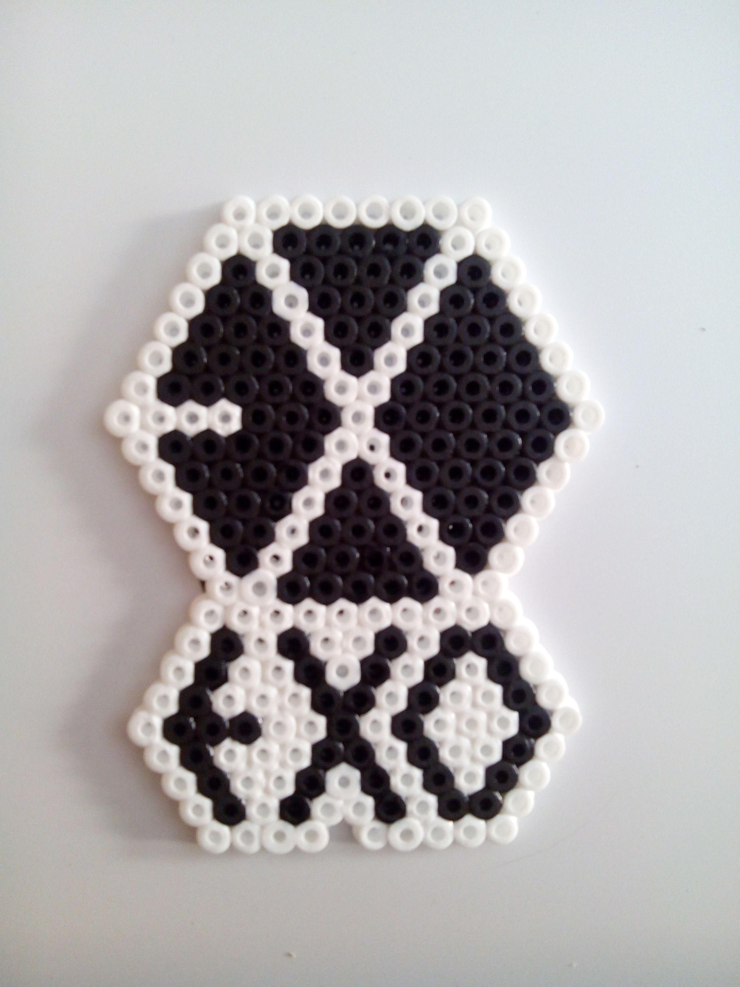 Simbolo Grupo Exo Perler Beads Hama Beads Perler