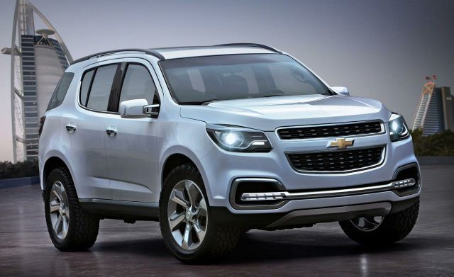 2018 Chevy Trailblazer Changes Specs And Price Chevrolet Trailblazer Chevrolet Captiva Chevrolet Traverse