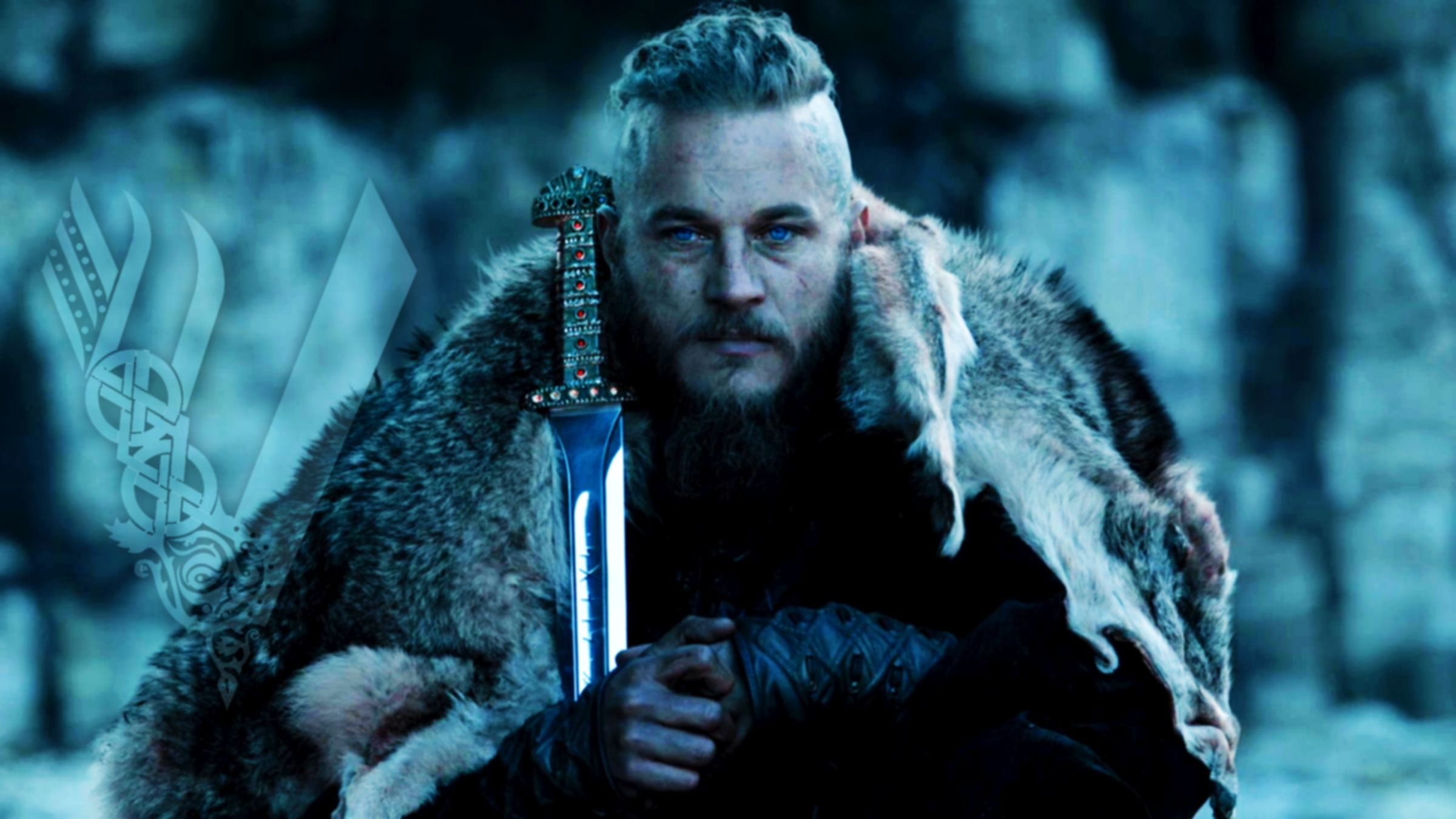 Ragnar Lothbrok Vikings Hd Wallpaper In 2019 Vikings