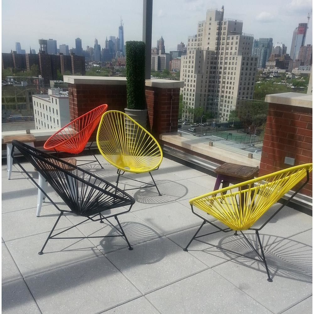 Innit Designs Acapulco Chair by Lumens  Home  Outdoor