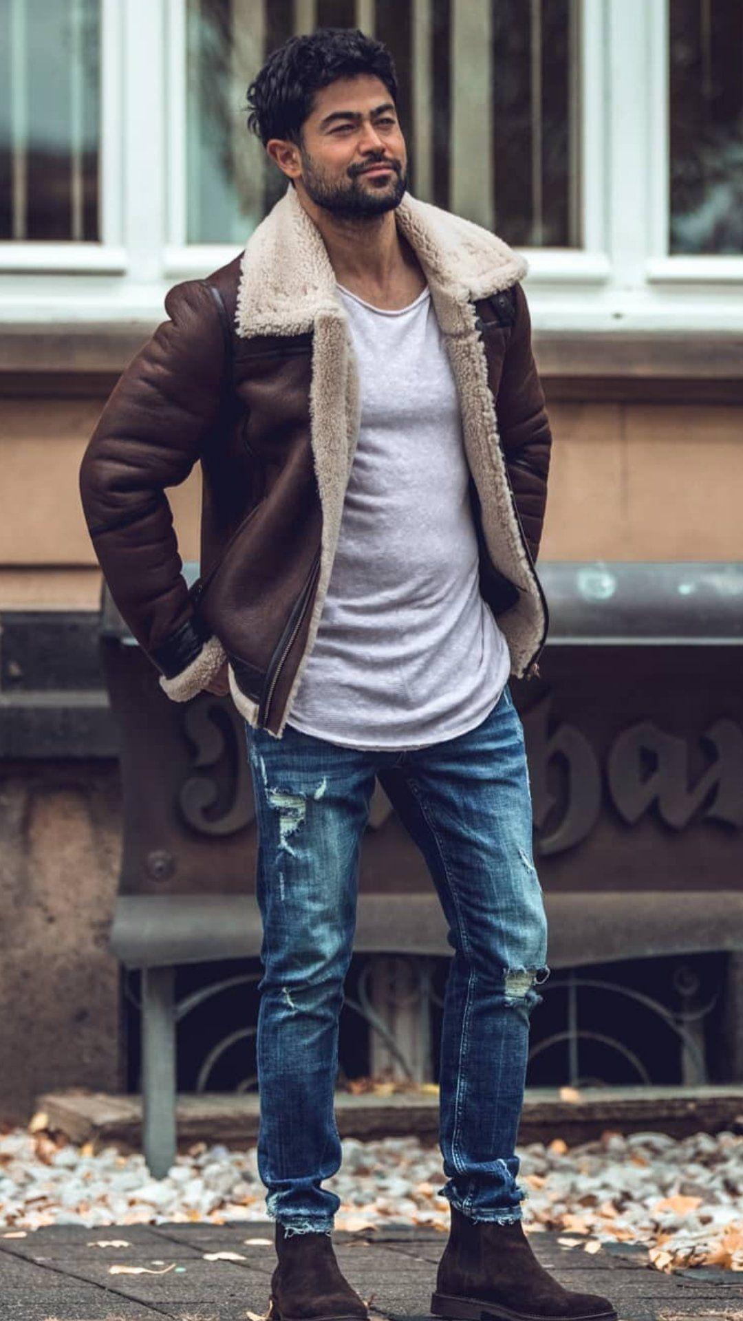 5 Ways To Wear Jacket This Winter #men'sfashion