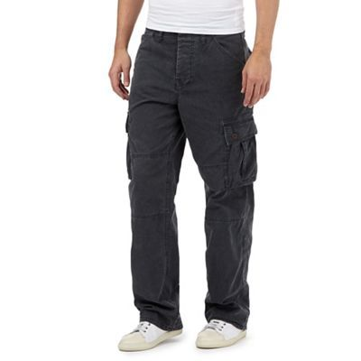 Mantaray Dark grey cargo trousers- | Debenhams | vetements ...