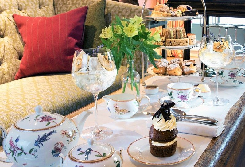 Firmdale Hotels Refuel Elegant 48 G Tea Afternoon Tea In
