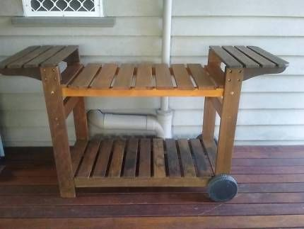 BBQ Table-suits Weber | Other Furniture | Gumtree Australia Brisbane ...