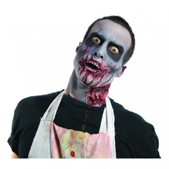 Halloweenmakeup for him! Halloween Like us! Pinterest - zombie halloween ideas