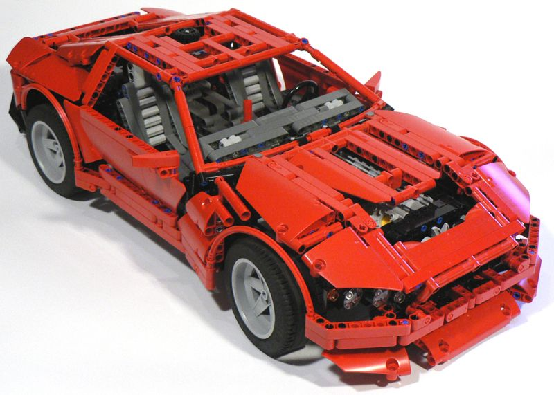 lego ford mustang lego vehicles lego wheels lego. Black Bedroom Furniture Sets. Home Design Ideas