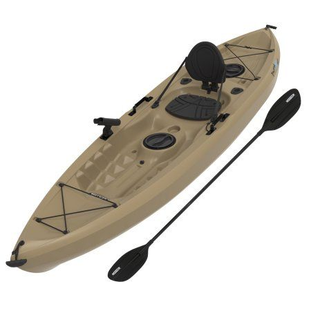 Lifetime Tamarack Angler 10 Ft Fishing Kayak Paddle Included 90508 Walmart Com Angler Kayak Best Fishing Kayak Fishing Kayak Reviews