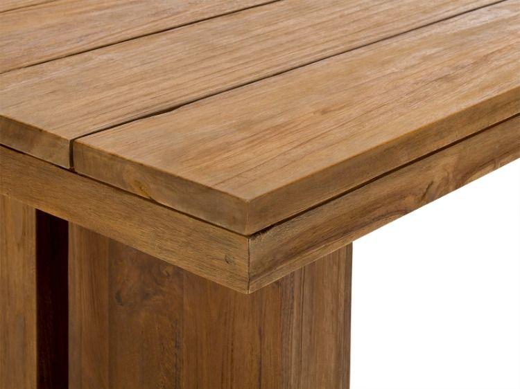 Www Wohnstatt Otten De Esstisch Tisch Gartentisch Teak L200cm Hohe