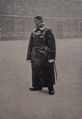 Russian Police Constable In St Petersburg On A Cold Winter S Day In 1905 Starye Foto Starye Fotografii Rossiya