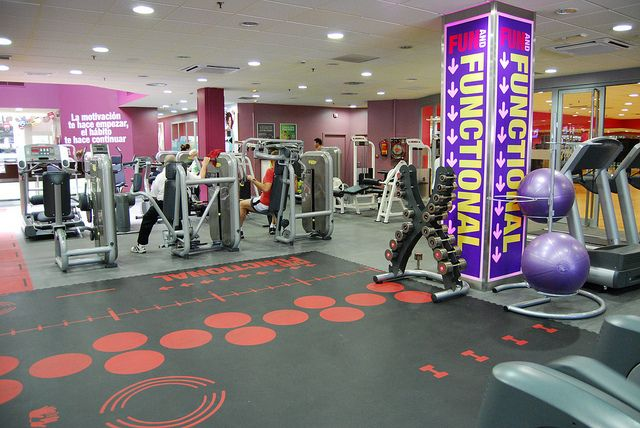 Functional Zone Floor Workouts Commercial Fitness Functional Training