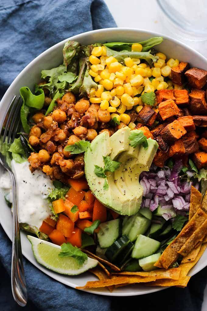 Vegan Taco Bowl