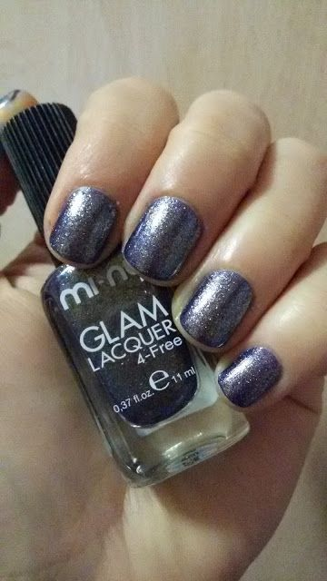 """CHIKI88...  my passion for nails!: Swatches: """"Gold&Blue"""" - mi-ny"""