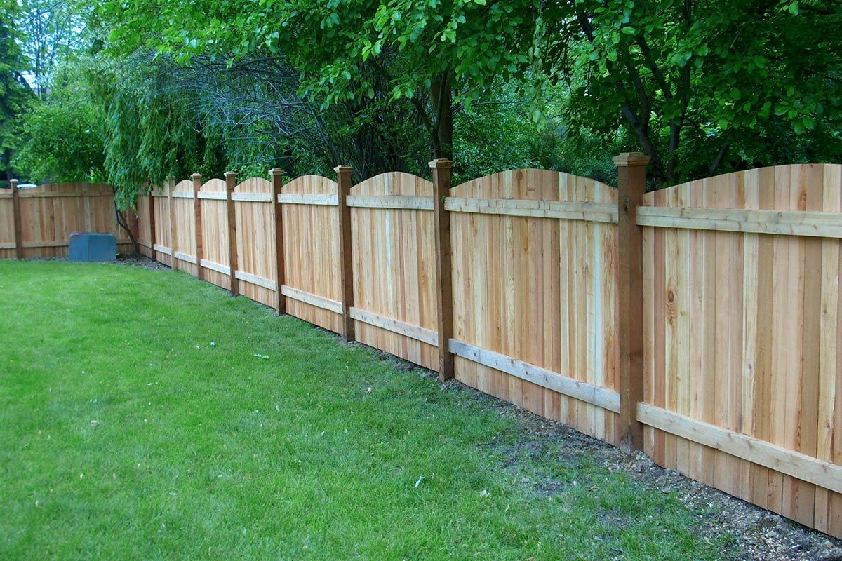 Wood Fence Installation Chicago Residential Wood Fence Company
