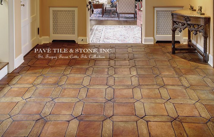 Pav 233 Tile Amp Stone Inc Gt European Terra Cotta Tile