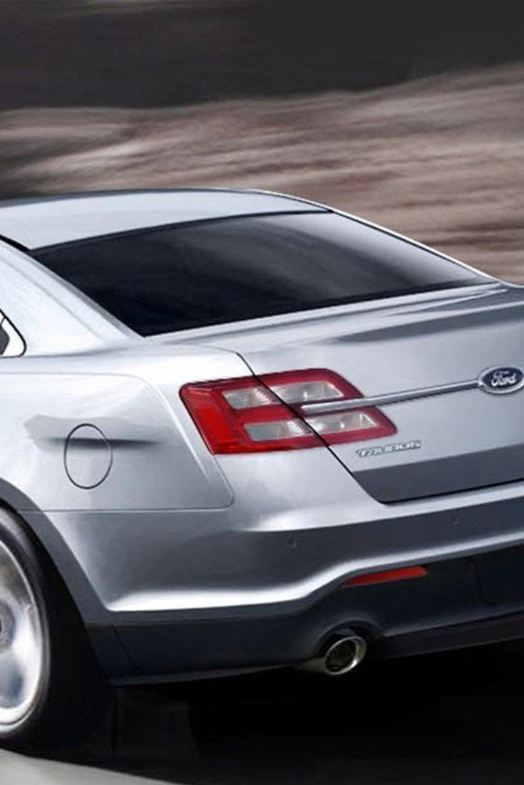 2020 Ford Taurus Spy Concept