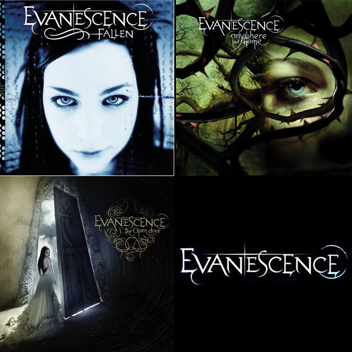 evanescence complete discography download