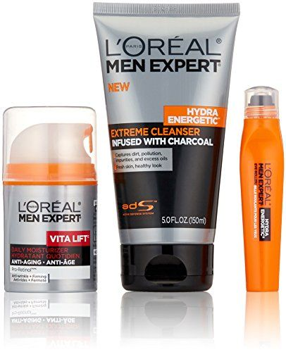 L Oreal Paris Skin Care Men Expert Skincare Kit You Can Find Out More Details At The Link Of The Organic Skin Care Brands Skin Care Natural Organic Skincare