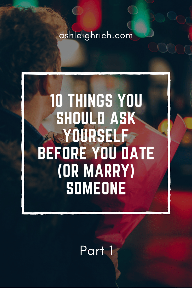 How long should you date a guy before marriage