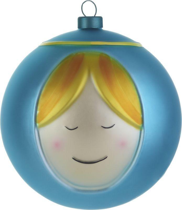 Uit de stal, in de boom - kerstbal Alessi
