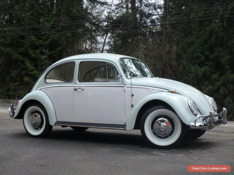 Volkswagen: Beetle - Classic Type 1 Deluxe #vwvolkswagen ...