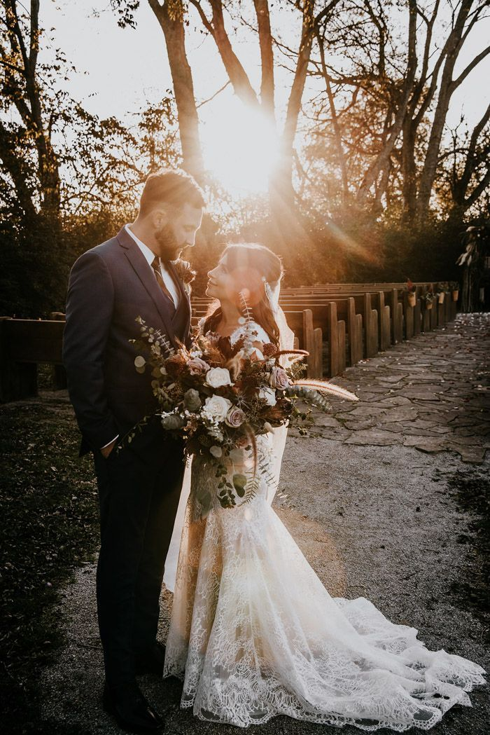Weve Had Heart Eyes Since We Laid Eyes on This Boho Rustic Meadow Hill Farm Wedding and We May Never Be the Same