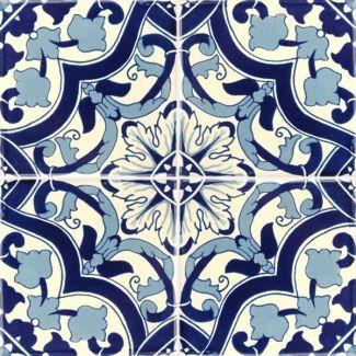 Quarter Barletta Terra Nova Hacienda Ceramic Tile Ceramic Tiles Barletta Handcrafted Ceramic Tile