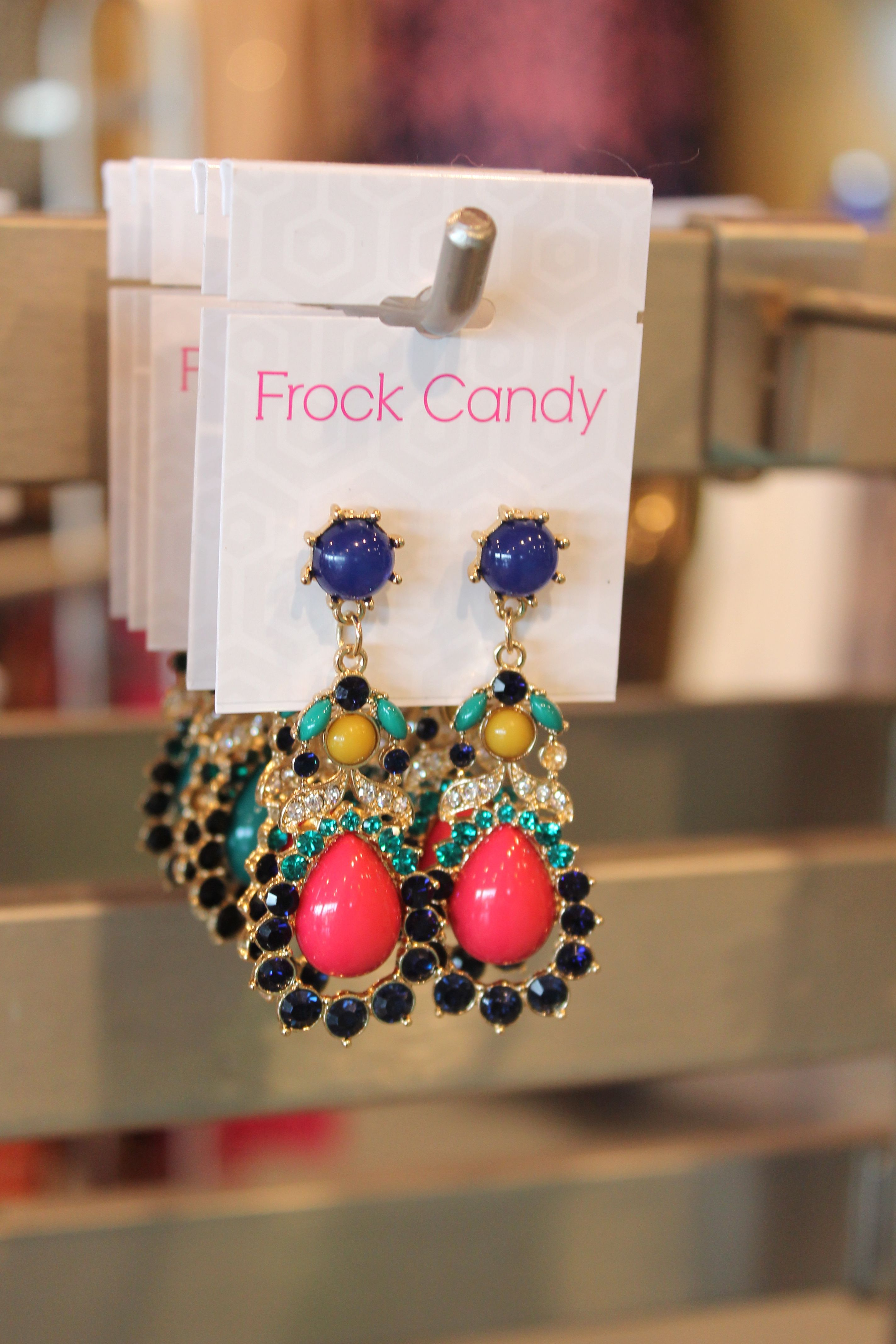 We LOVE bold statement earrings for #fall!