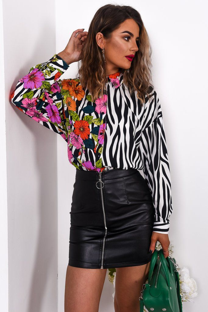 Style Clash | Style, Womens shirts, Fashion