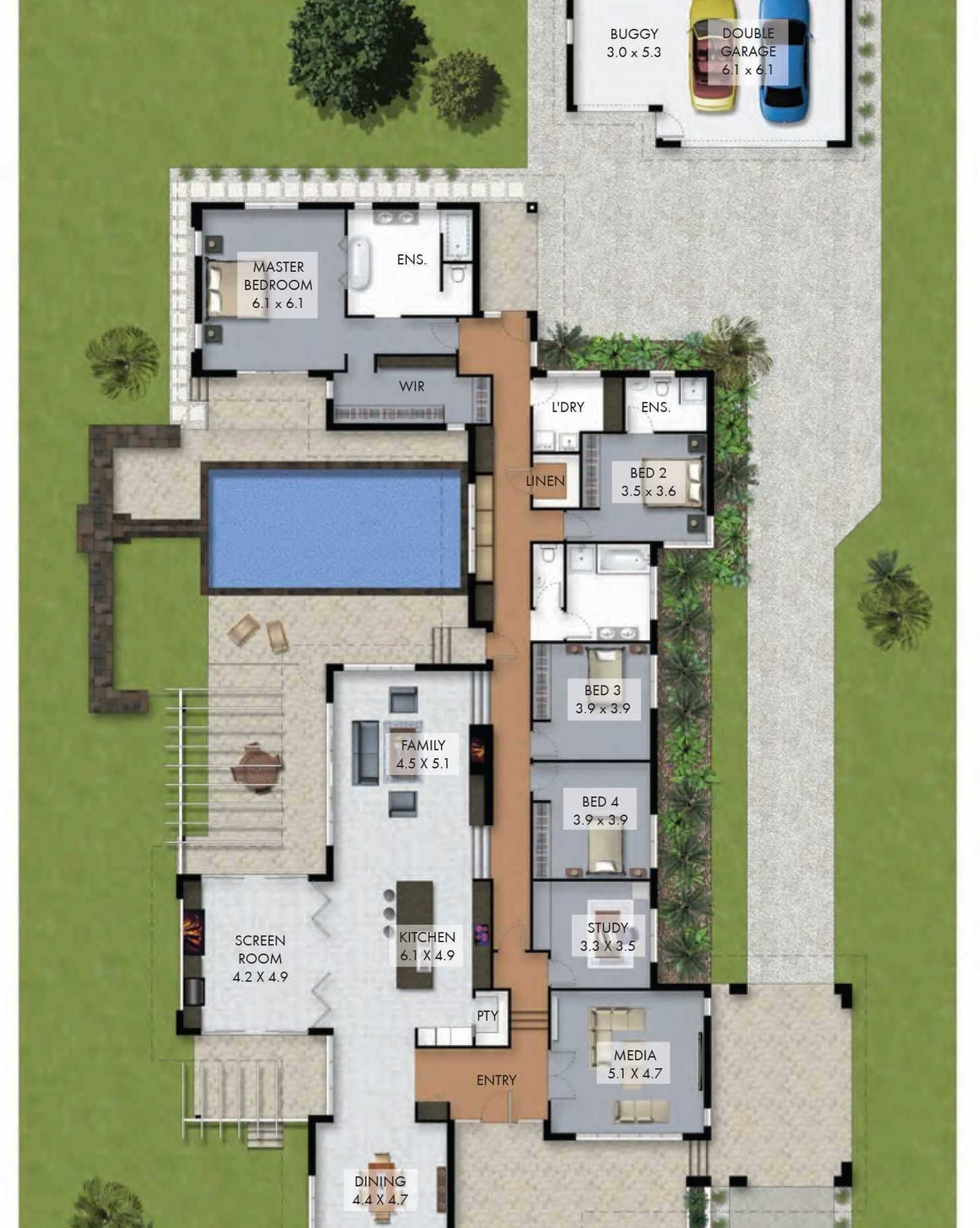 House Plans For Triangular Lots Fresh Unique Home Planner Image Home House Plans For Triangle Lots Plantas De Casa Container Plano De Casa Piso Residencial