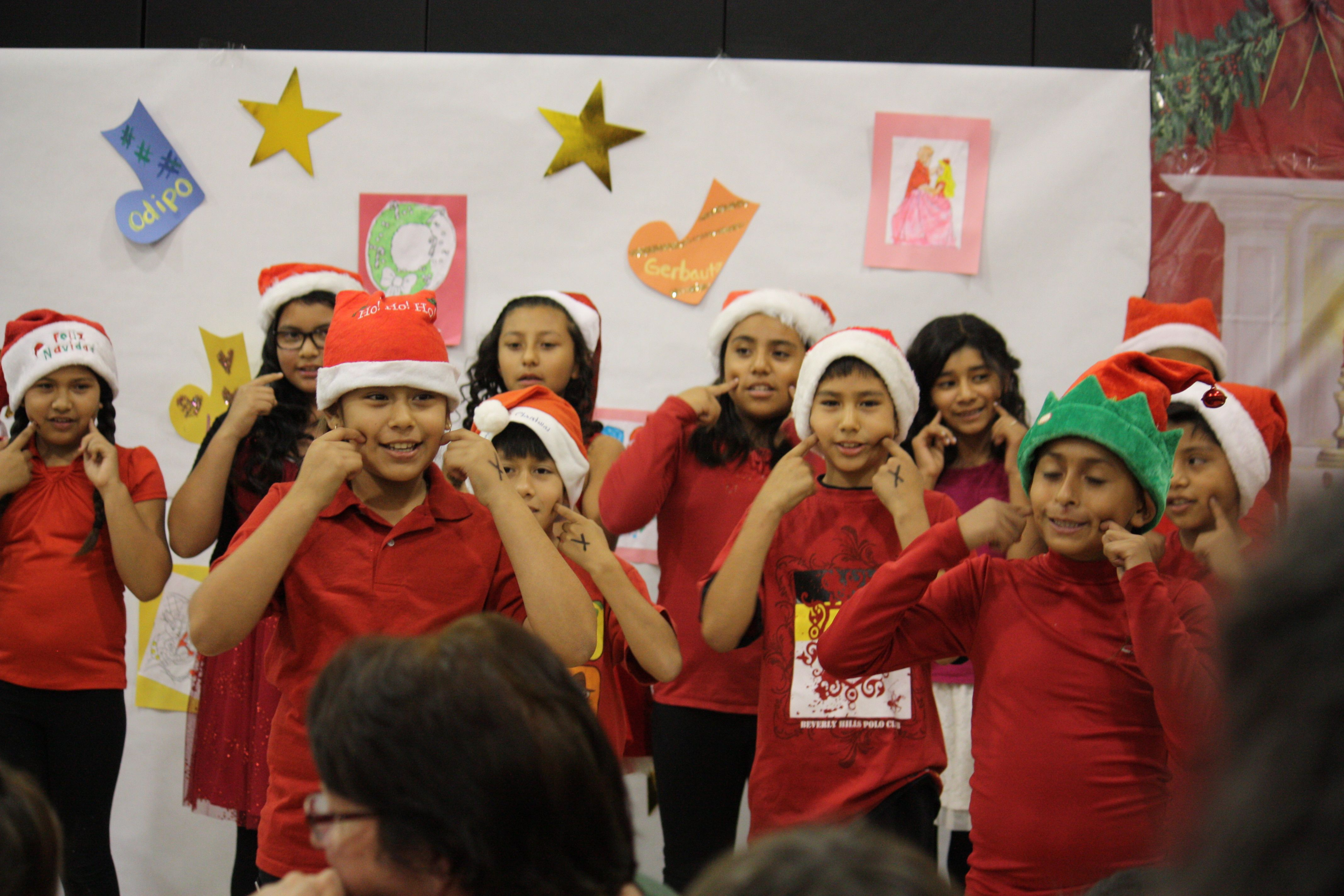 The Fullerton Family YMCA Dinner with Santa in December 2013 #santa #ymcaoc #ymcaocfn #Fullerton #ymca #orangecounty #fitness #community #california #gym #workout #getfitin2014