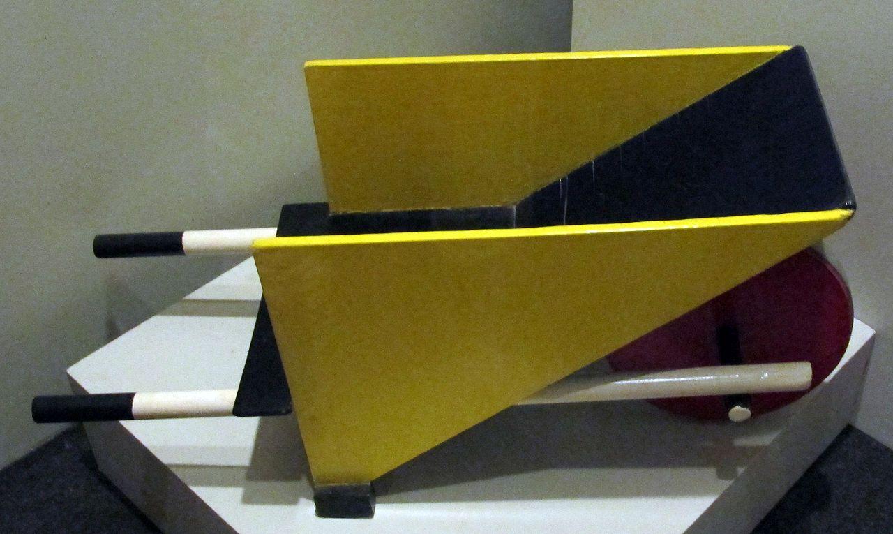 Gerrit Thomas Rietveld Cariola Giocattolo Disegnata Nel 1923 Esemplare Del 1958 Gerrit Rietveld Wikipedia The Free Industrial Design Design Industrial
