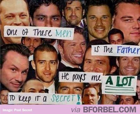 """b for bel: Best """"Post Secret"""" Submission I've Seen, omg I want to know soooobad!!!"""