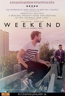 O Filme 'Weekend' é sobre os perigos e alegrias de dois rapazes se apaixonarem!