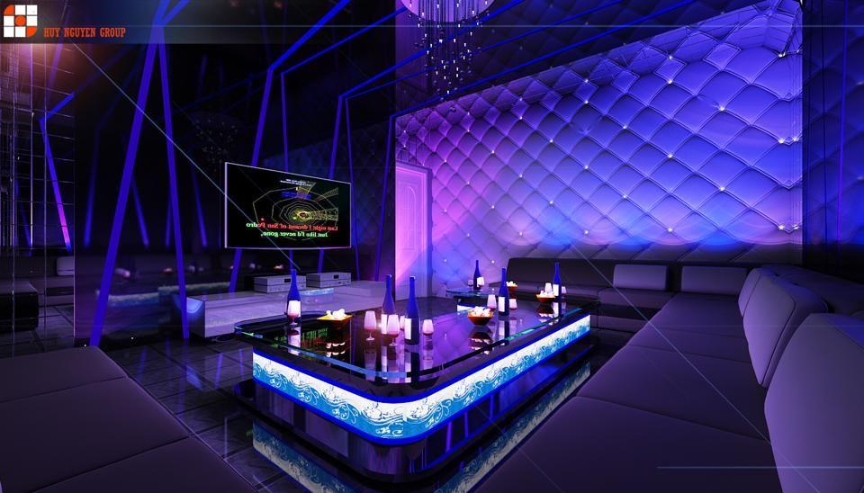 Karaoke room | Interior | Karaoke room | Nightclub design, Karaoke ...