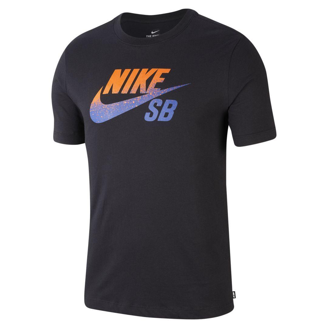deae971db Nike SB Dri-FIT Men's Logo Skate T-Shirt Size L (Black) in 2019 ...