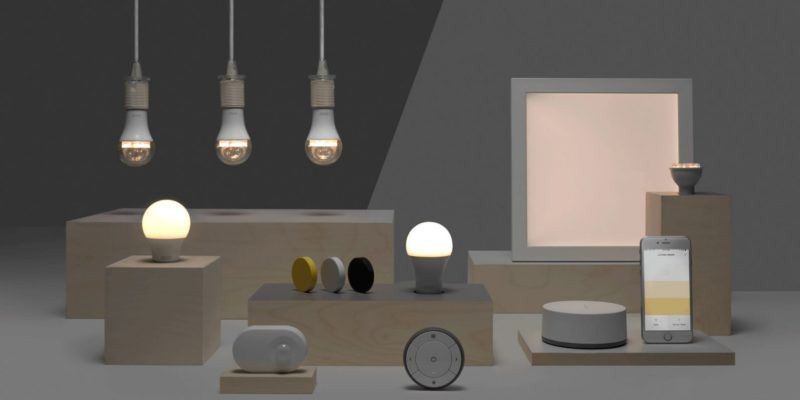 IKEA Launches New Line Of Home Automation Lights | Domino