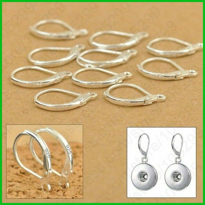 Sterling Silver Necklace Clasps For Sale