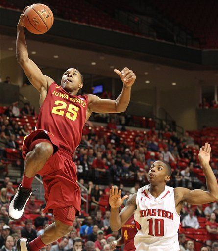 The Iowa State Cyclones Category 3 Men S Basketball Iowa