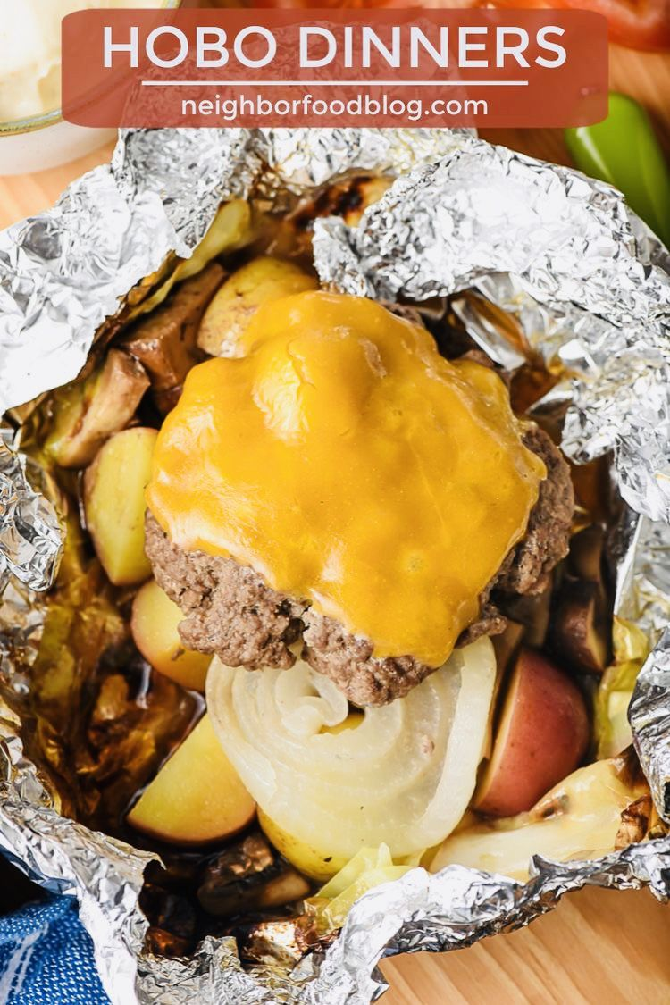 These delicious foil packet recipes are perfect for summertime.  Throw them on the grill for a delicious dinner with no clean up after!  #easyrecipe #easydinner #grillingrecipes #grilling #foodrecipes #recipeseasy #foilpackdinners #foilpacks