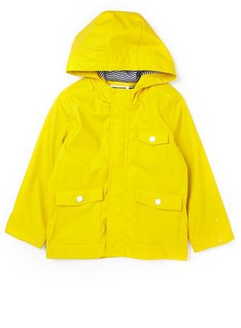 Yellow Fisherman Coat - coats & jackets - up to 10 years, Children ...