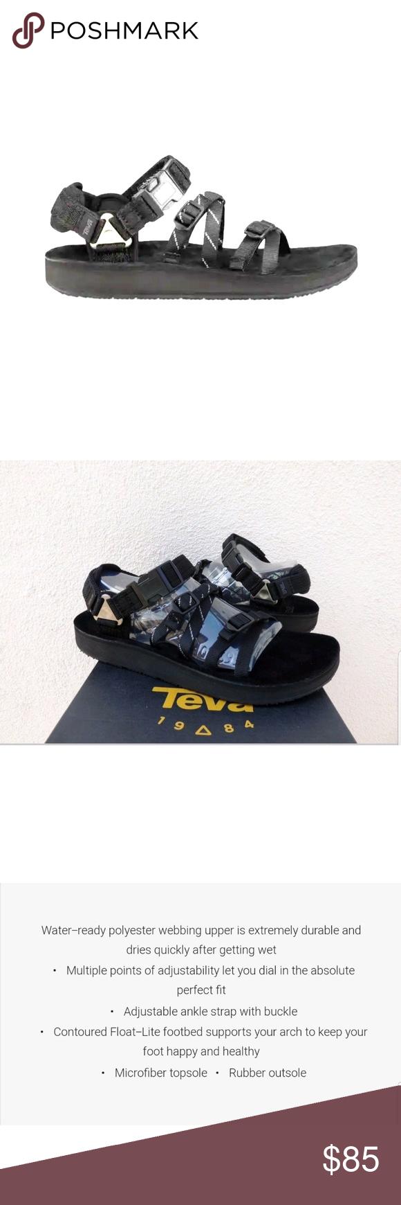 844de80a4c7 💥Winter Sale💥 Teva Emmi Sandal. 🌟Brand new in box 🌟W Alp Premier Emmi  Sandal 🌟Color is black 🌟Size 8 Teva Shoes Sandals