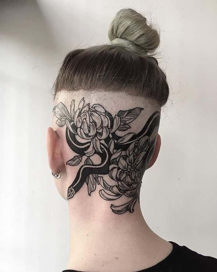 Best head tattoos tattoo insider head tattoos tattoos